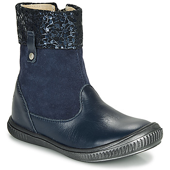 kengät Tytöt Bootsit GBB ORANTO Laivastonsininen