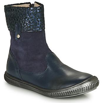 kengät Tytöt Bootsit GBB ORANTO Sininen