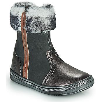 kengät Tytöt Bootsit GBB OZOE Black