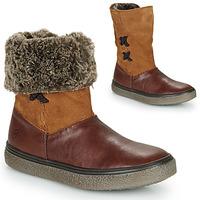 kengät Tytöt Bootsit GBB OLINETTE Brown