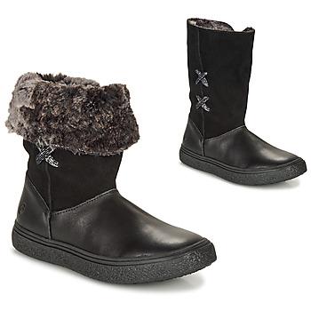 kengät Tytöt Bootsit GBB OLINETTE Black