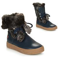 kengät Tytöt Bootsit GBB NOUSTIK Sininen