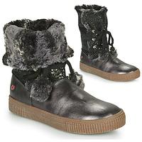 kengät Tytöt Saappaat GBB NOUSTIK Musta