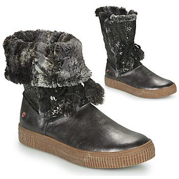 kengät Tytöt Saappaat GBB NOUSTIK Black