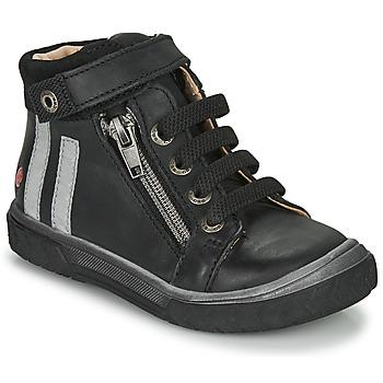 kengät Pojat Korkeavartiset tennarit GBB OMAHO Black