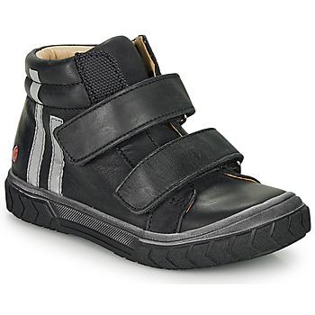 kengät Pojat Korkeavartiset tennarit GBB OZONE Musta