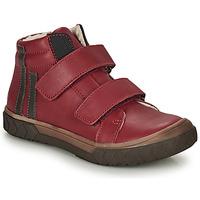 kengät Pojat Korkeavartiset tennarit GBB OZONE Red