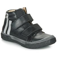 kengät Pojat Korkeavartiset tennarit GBB OZONE Black