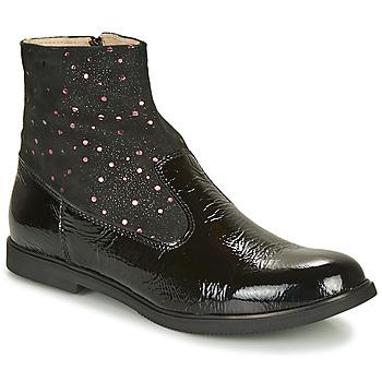 kengät Tytöt Bootsit GBB OSHINO Black
