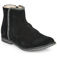 kengät Tytöt Bootsit GBB OJIMA Black