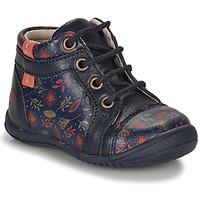 kengät Tytöt Bootsit GBB OMANE Blue