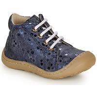 kengät Tytöt Korkeavartiset tennarit GBB VEDOFA Blue
