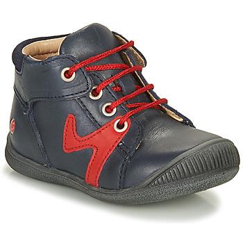 kengät Pojat Bootsit GBB OVELO Laivastonsininen / Red
