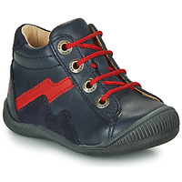 kengät Pojat Bootsit GBB ORAM Laivastonsininen / Red