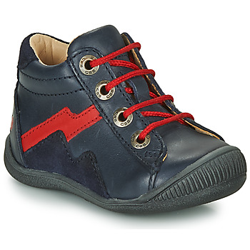 kengät Pojat Korkeavartiset tennarit GBB ORAM Blue