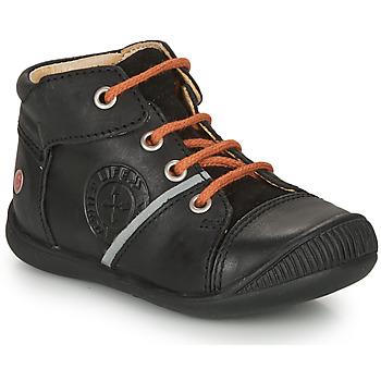 kengät Pojat Bootsit GBB OULOU Black