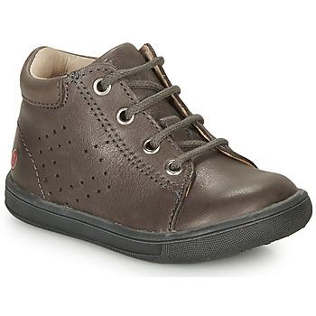 kengät Pojat Korkeavartiset tennarit GBB FOLLIO Grey