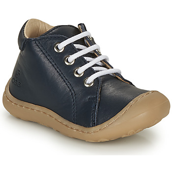 kengät Pojat Korkeavartiset tennarit GBB FREDDO Laivastonsininen