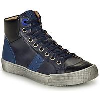 kengät Pojat Korkeavartiset tennarit GBB OSTRAVI Blue