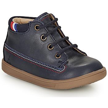 kengät Tytöt Bootsit GBB FRANCETTE Laivastonsininen