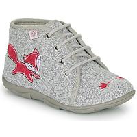 kengät Tytöt Tossut GBB OTRALEE Grey / Pink
