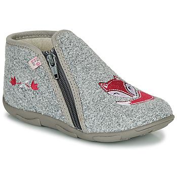 kengät Tytöt Tossut GBB OLILE Grey