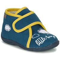 kengät Pojat Tossut GBB OKANDI Blue / Yellow