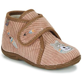 kengät Pojat Tossut GBB OKANDI Brown