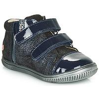 kengät Tytöt Korkeavartiset tennarit GBB ODITA Blue