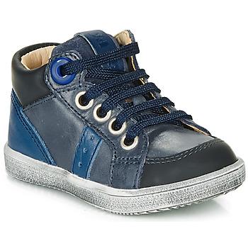 kengät Pojat Korkeavartiset tennarit GBB ANGELITO Blue