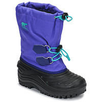 kengät Lapset Talvisaappaat Sorel YOUTH SUPER TROOPER Blue