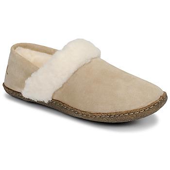 kengät Naiset Tossut Sorel NAKISKA SLIPPER II Beige
