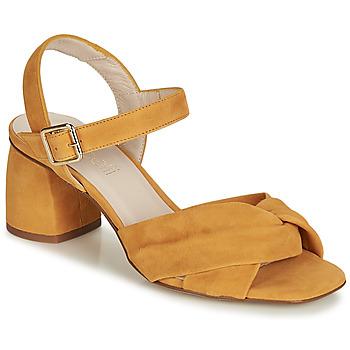kengät Naiset Sandaalit ja avokkaat Fericelli JESSE Yellow