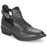 kengät Naiset Bootsit Jonak AMADORA Musta