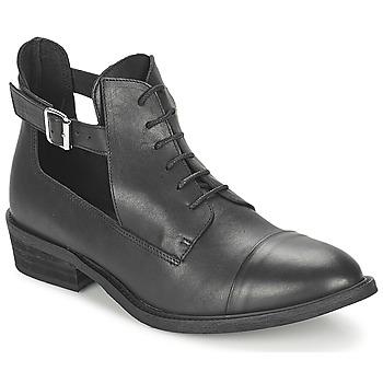 kengät Naiset Bootsit Jonak AMADORA Black