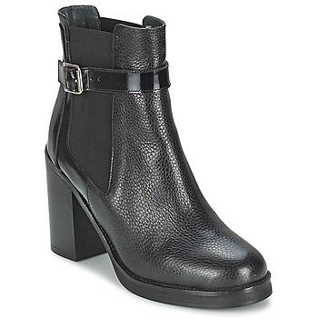 kengät Naiset Nilkkurit Jonak DELFIM Black