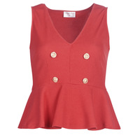 vaatteet Naiset Topit / Puserot Moony Mood KITTILE Punainen