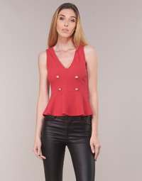 vaatteet Naiset Topit / Puserot Moony Mood KITTILE Red