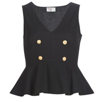 vaatteet Naiset Topit / Puserot Moony Mood KILLE Black