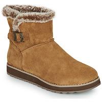 kengät Naiset Bootsit Skechers KEEPSAKES 2.0 Brown