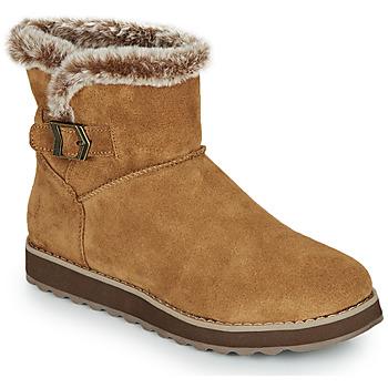 kengät Naiset Bootsit Skechers KEEPSAKES 2.0 Ruskea