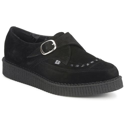 kengät Derby-kengät TUK MONDO SLIM Musta