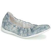 kengät Tytöt Balleriinat Ramdam LIBRE Sininen