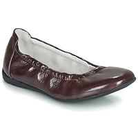 kengät Tytöt Balleriinat Ramdam LIBRE Bordeaux