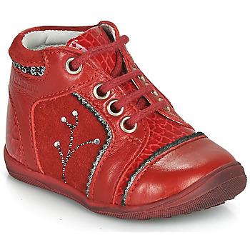 kengät Tytöt Bootsit Catimini CALINE Red