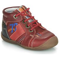 kengät Pojat Bootsit Catimini CYRUS Red