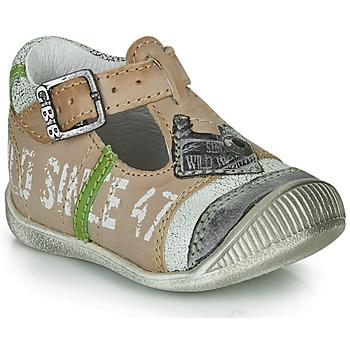 kengät Pojat Sandaalit ja avokkaat GBB IOKO Beige