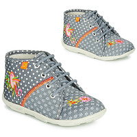 kengät Tytöt Tossut GBB GANLANTINE Grey