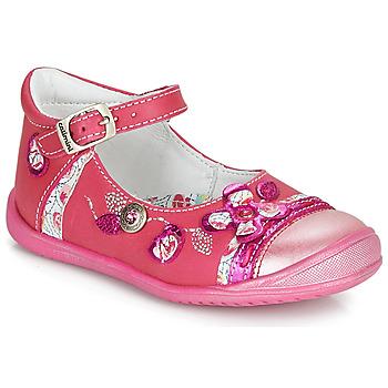 kengät Tytöt Balleriinat Catimini CIVETTE Vaaleanpunainen