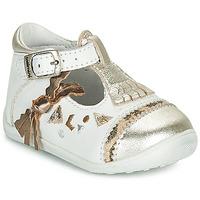 kengät Tytöt Balleriinat Catimini CANETTE White